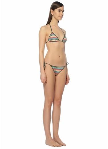 Diane Von Furstenberg Bikini Üst Renkli